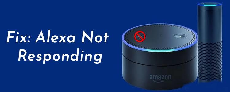 Alexa is Not Responding