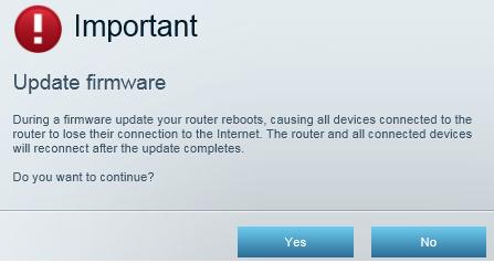 Firmware Updation