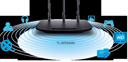 TP-Link TL-WR940N V6 Router