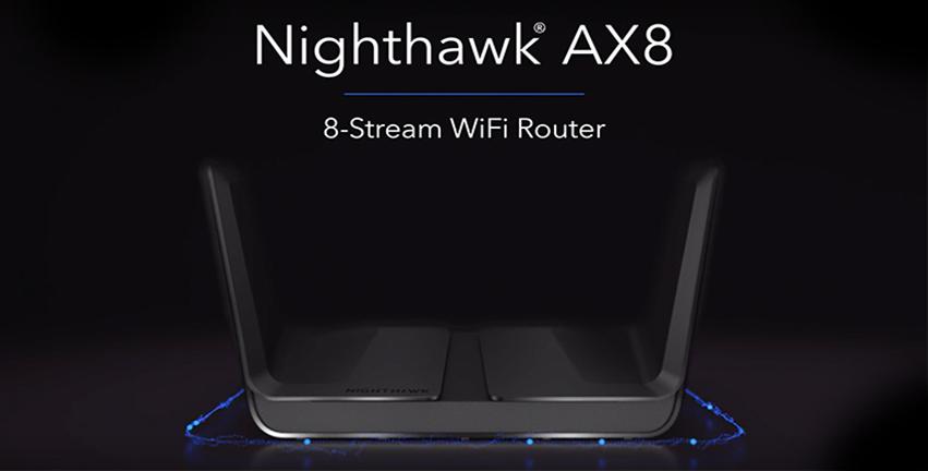 Netgear Nighthawk AX8 RAX80 Router