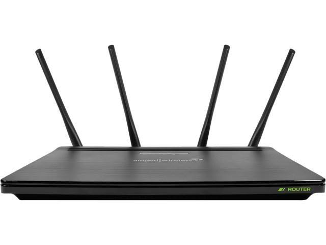 ampedwireless.com Athena RTA-2600 R2 Router Login Setup