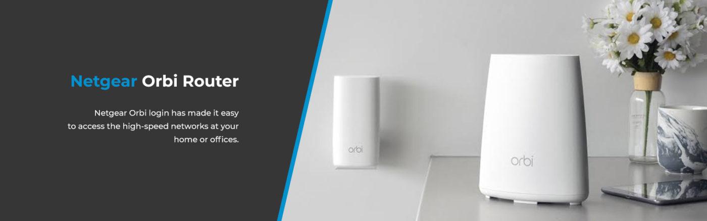 Netgear Orbi Router