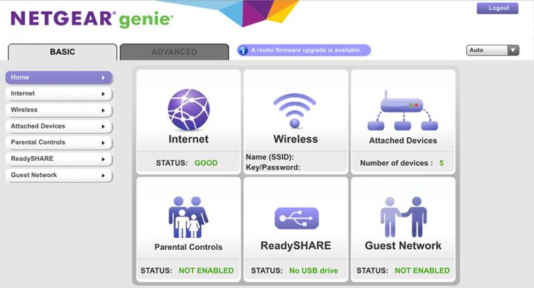 Steps for Netgear routerlogin.net R6220 setup