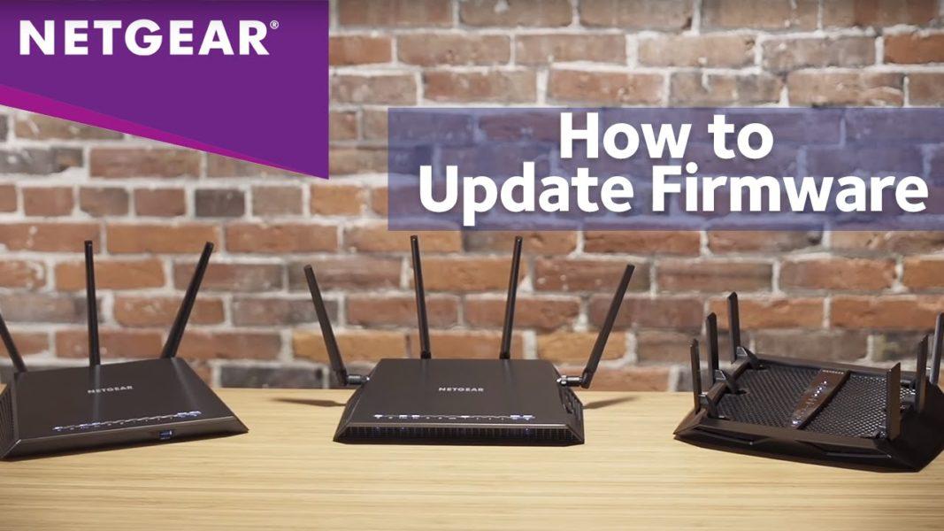 Netgear Nighthawk r6700 router firmware